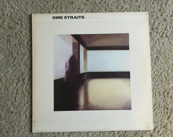 Dire Straits - Self Titled LP