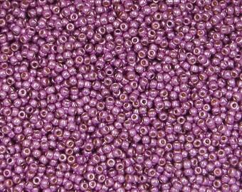 New 11o Toho PermaFinish Colors Violet Life Bundle!