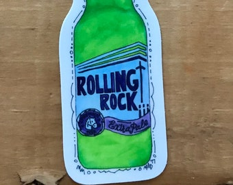 Rolling Rock No. 18
