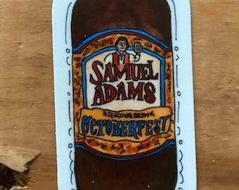 Sam Adams Octoberfest No. 43