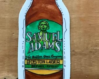 Sam Adams Boston Lager No. 22