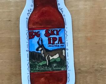 Big Sky IPA No. 25