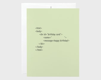 The Essential Palm Programming Guide Quickly Customize or Create Your Own PDA Programs Birthday Computer Code Card |