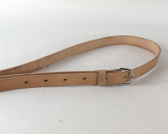 Leather Cross Body Strap