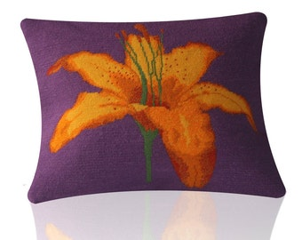 Tiger Lily Tapestry Kit