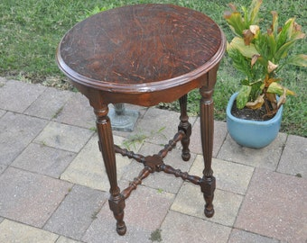 Old Frankson End Table