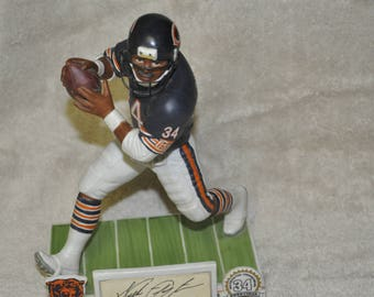 Walter Payton Sports Impression 1993 Signed