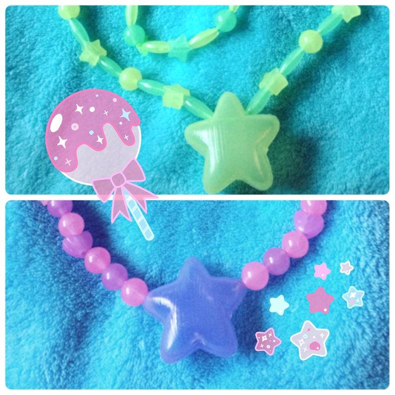 Candy Bubbles Choker Sets