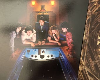 Paul McCartney and Wings Back to the Egg vinyl LP