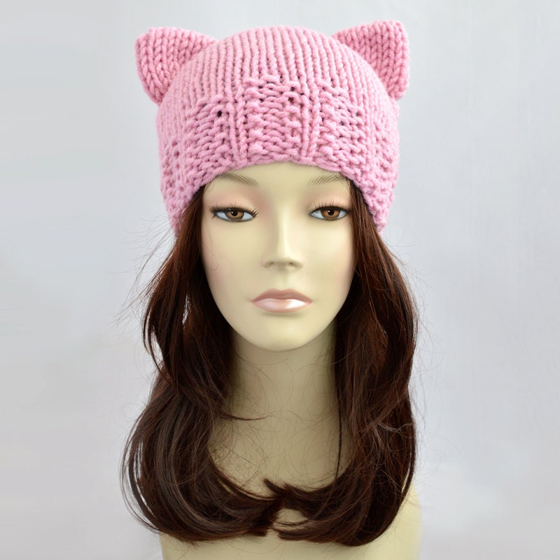 63d9a4fc5c0 Fairy Kei Cat Hat Menhera Cat Ear Hat Kawaii Cat Beanie