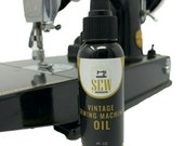Lubricating Oil Vintage Sewing Machine Singer 221 Featherweight 201 99 15 301