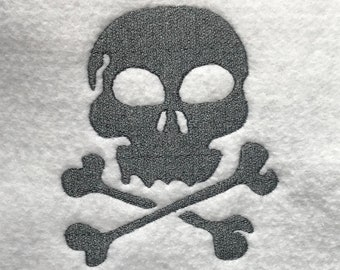 Mad Skull and Bones DOWNLOAD DIGITAL Design 4x4