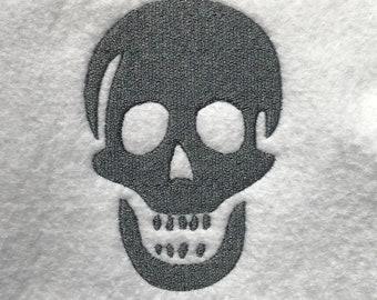 Happy Skull DOWNLOAD DIGITAL Design 4x4