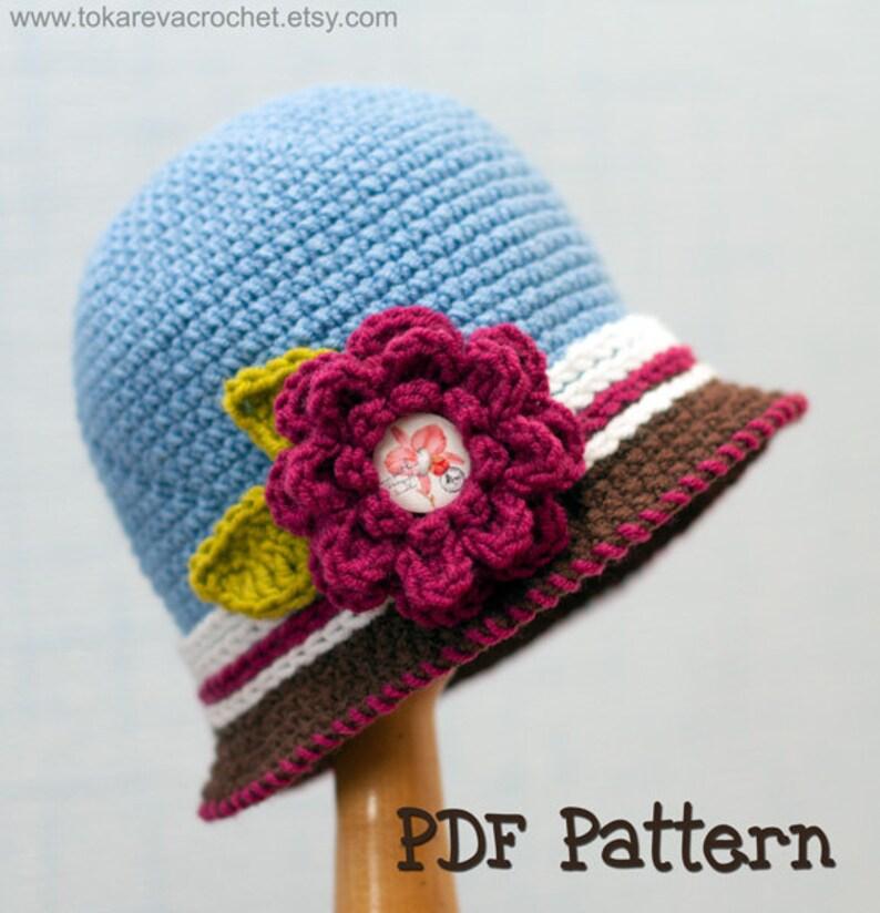 b0a743db54b Baby Hat Pattern Crochet baby hat pattern baby hats for