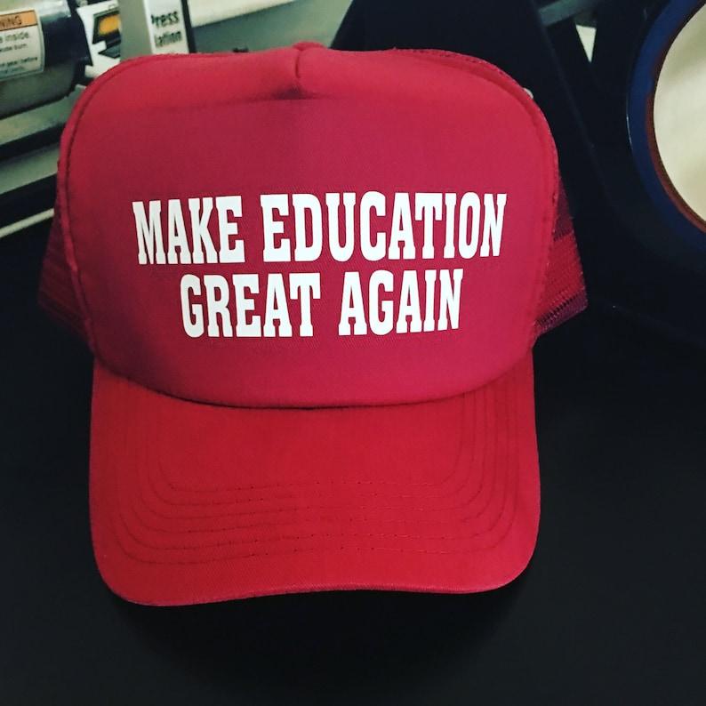 Create your very own Donald Trump Trucker Hats    Make America  99ee1c110cf