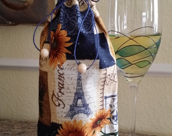 Wine Bag-Gourmet-Country Collection (French)