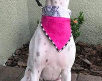 PET BANDANAS-Dog n' Cat-Paris n' Pink