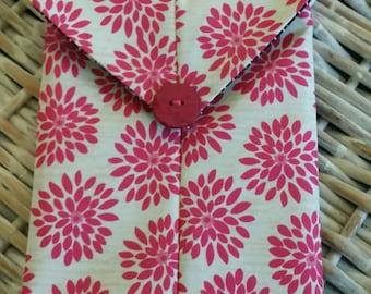 Sew Cute Bag-(Pink n' Cream Floral)
