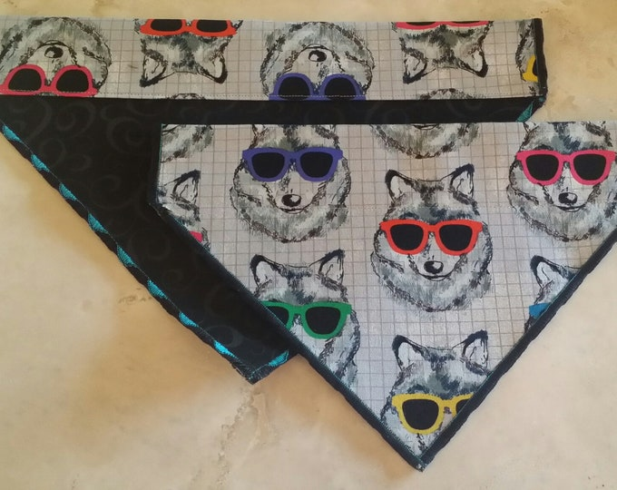 PET BANDANAS-Dog n' Cat-Cool Shade Dogs