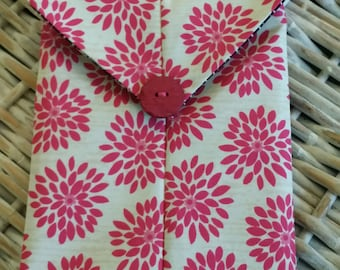 Sew Cute Bag-(Pink n' Cream Floral)