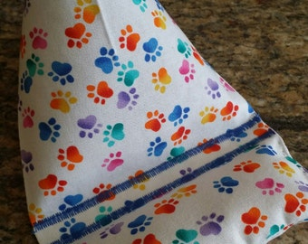Cell Phone Pillows-Gadget Bags-Pooch Collection (Rainbow Paws)