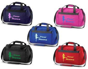 Irish Dance Bag -  Irish Dancing - Personalised Dance Bag - Irish Dancer - Irish Dance - Dance Teacher Gift - Duffle Bag - Dance Recital
