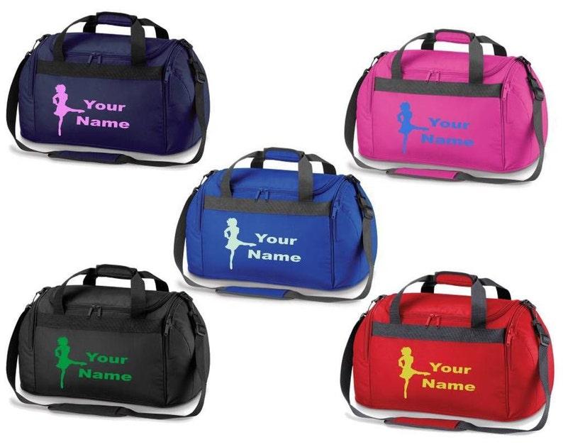 38b31f027857 Irish Dance Bag Irish Dancing Personalised Dance Bag