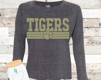 Adult Tigers pullover