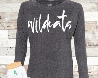 Wildcats pullover