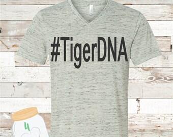 Adult #TigerDNA Bella Canvas Tee