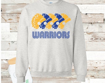Warriors Ash Sweatshirt Adult