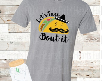 Let's Taco Bout It Counseling Tee Unisex Adult