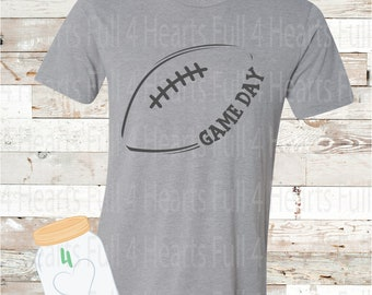 Game Day Football Tee Unisex Adult