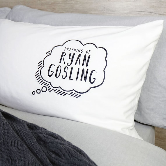 Personalised Celebrity Pillow Case
