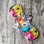 28.5cm Cloth Pad - HEAVY Absorbency - Time for Adventure