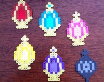 Madoka Magica Soul Gems and Greif Seed