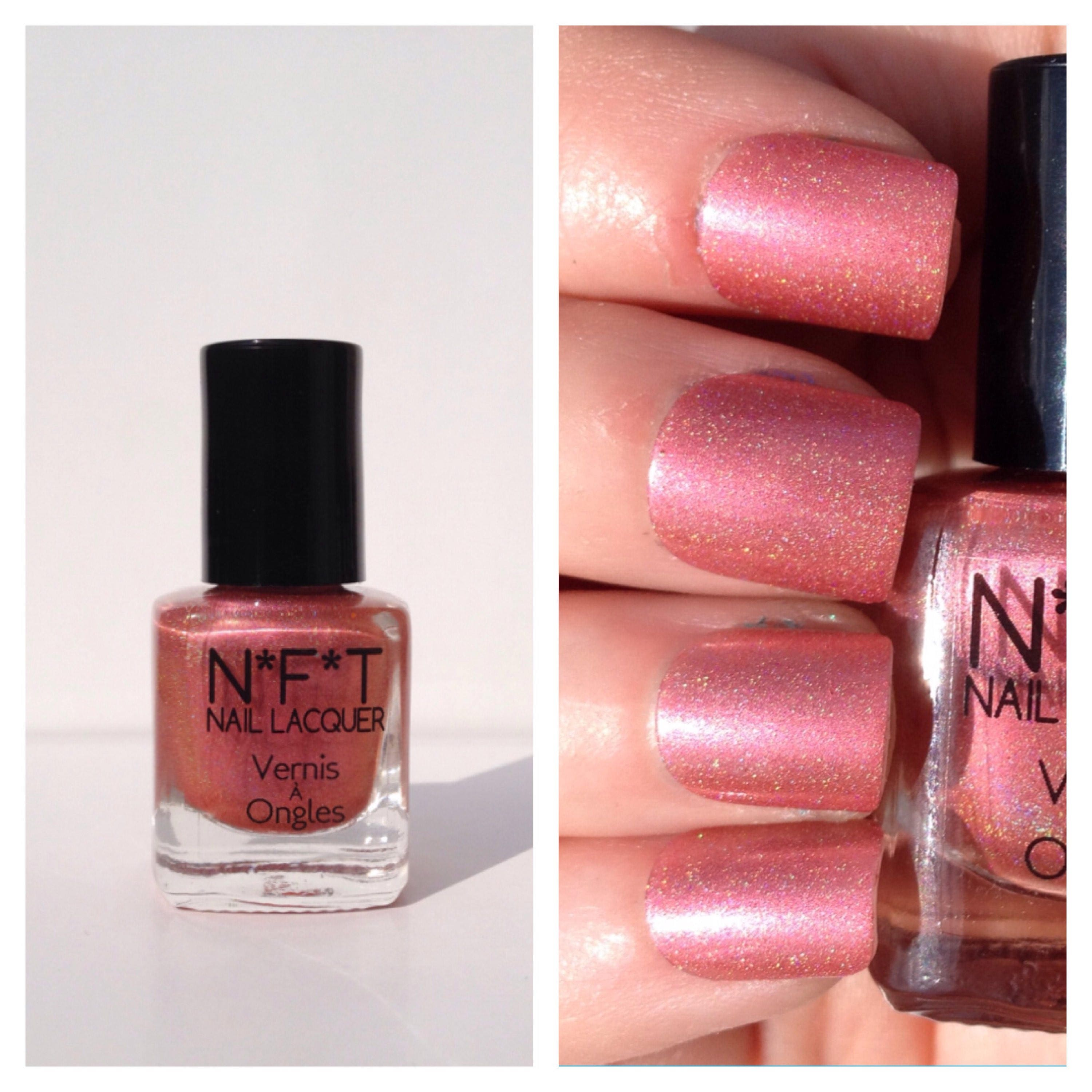 N37 Passion Glittery Nail Polish / Indie Lacquer