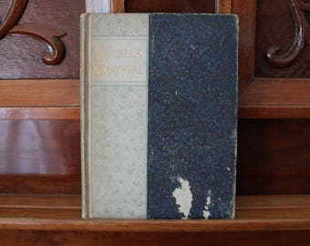 The Vision of Sir Launfal James Russell Lowell Houghton Mifflin 1876  Riverside Press Hardcover Gilt  Verse Parable Grail Rare Edition Book