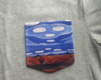 Marsden Hartley Pocket Shirts