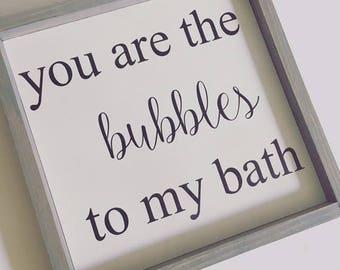 Bubbles To My Bath Etsy