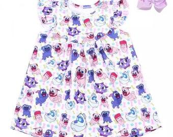 77750eb7a5087 disney outfit, disney dress, disney princess dress, puppy dog pals dress,  disneyland dress, disney character dress