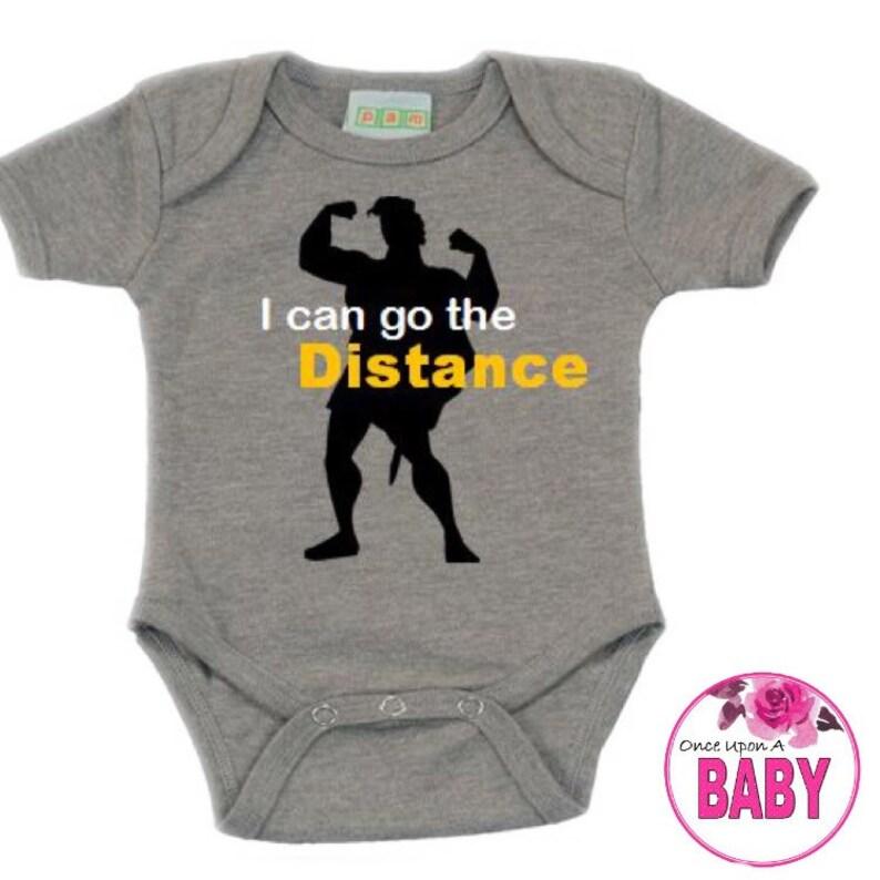 fb6e2a8a5 Uno de Disney-sie camiseta del hercules ropa de bebé niño