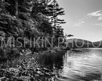Appalachian Trail: Nahmakanta Lake, ME