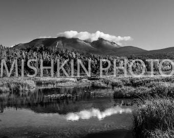 Appalachian Trail: Katahdin, ME