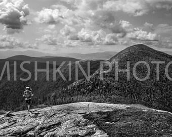 Appalachian Trail: Southern Maine (Goose Eye Mtn.)