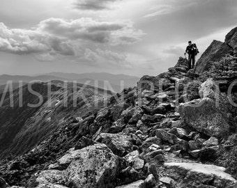 Appalachian Trail: Mt. Monroe, White Mountains, NH