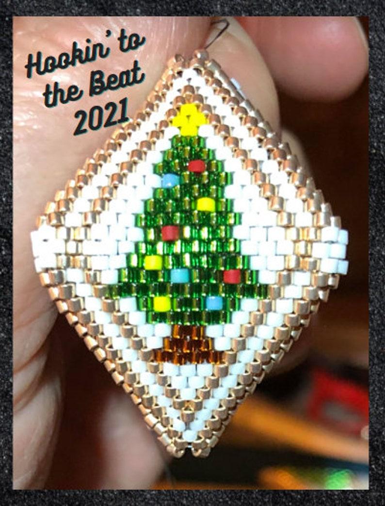 1 Double Diamond Tree Peyote Pod No Digital Download