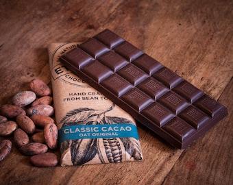 Vegan Milk Chocolate Crafted Bean to Bar