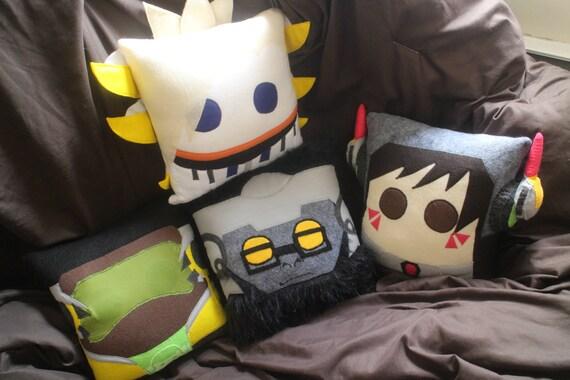 Winston Overwatch inspired pillow | Etsy