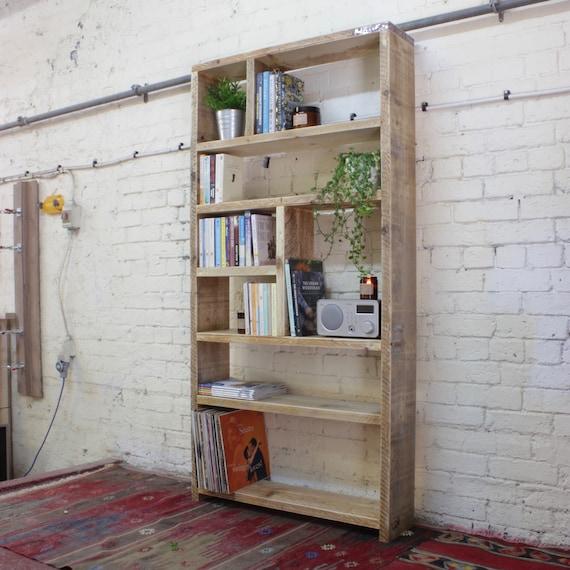 ERNST | Reclaimed Wood Bookcase / Room Divider